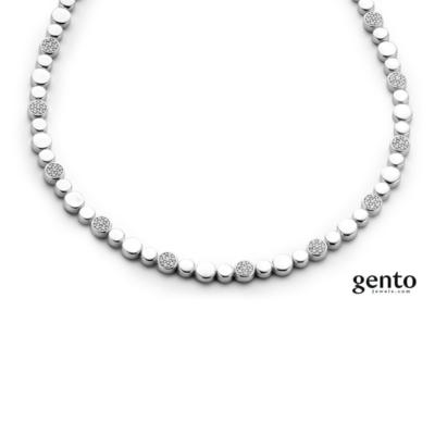 Gento Jewels Zilveren Armband HB14