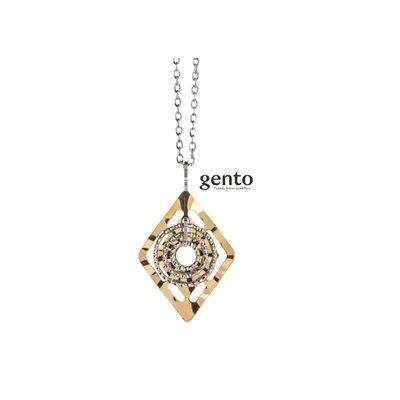 Gento Jewels Zilveren Ketting FB102