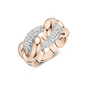 Nona Zilveren Ring 93734