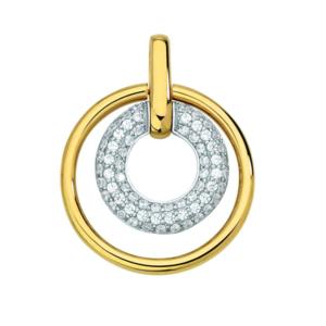 9 karaat Gouden Hanger Naiomy Gold G2I07