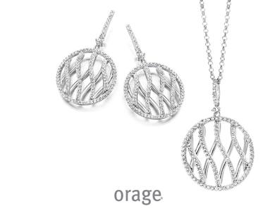 Orage Juwelen Geschenkset AF144 + AF145